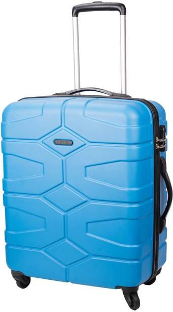 572121294a3 Killer Huawaii Polycarbonate 50 cms (20 inches) T BlueHardsided Trolley  Suitcase Expandable Cabin Luggage