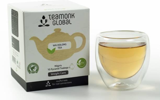 Teamonk Wa Nilgiris Oolong Tea Box