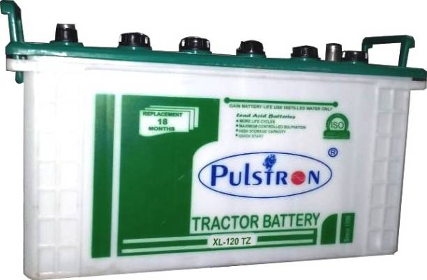PULSTRON XL-120 TZ Tractor Dry 120 Ah Battery for Truck