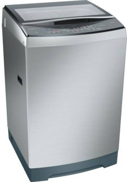 BOSCH 12 kg Inverter Fully Automatic Top Load Silver