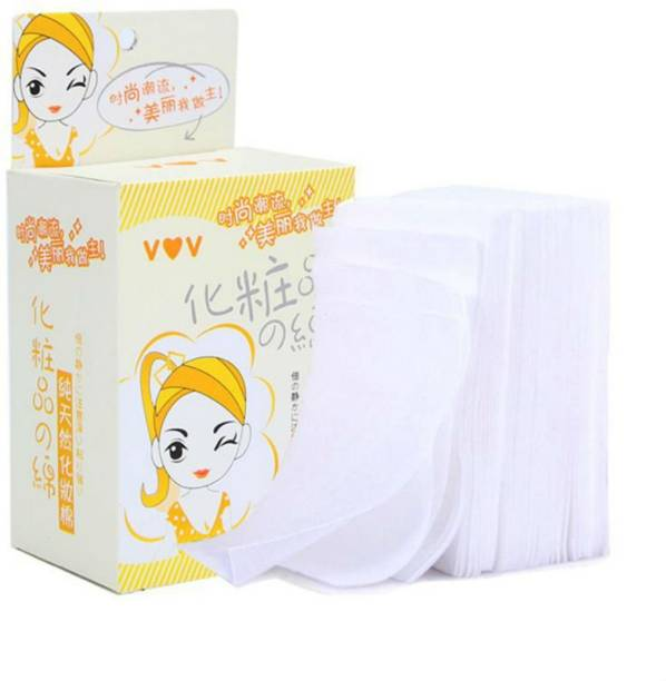 Oneclickshopping 100 Pieces Of Makeup Cotton Pad