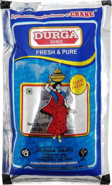 Durga Ghee 200 ml Pouch
