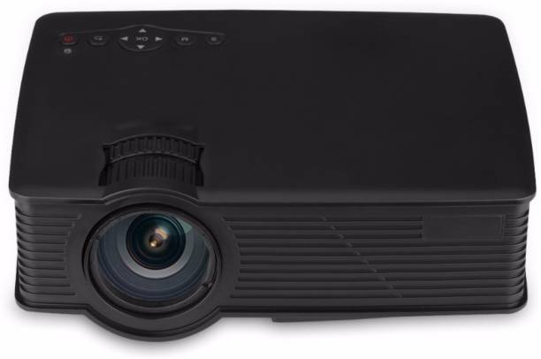 PLAY LCD 1920x1080 Projector (Android 4.4 WIFI )HD 1080P 2500 lumens HDMI/VGA/USB Portable Projectors 2500 lm LED Corded Mobiles Portable Projector