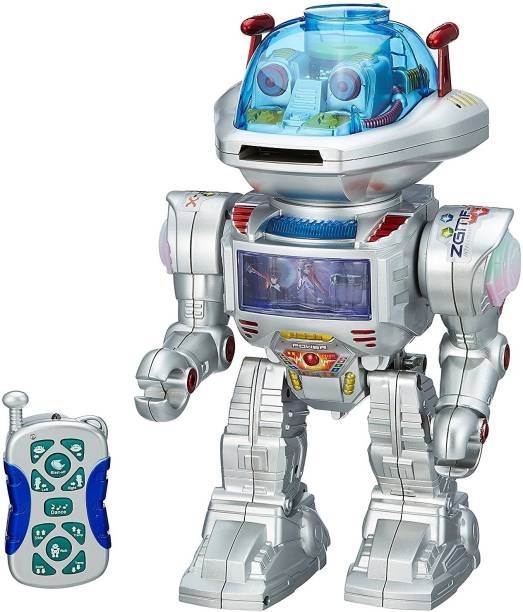Pacific Toys 12Inch Robot IR Radio Control RC Racing Car Kids Toys Toy Gift Remote -85