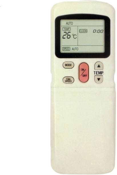 VBEST COMPATIBLE  AC BLUE STAR Remote Controller