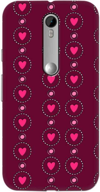 CLASSY CASUALS Back Cover for Motorola Moto G (3rd Generation)