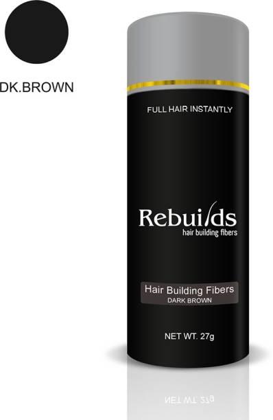 Rebuilds Hair Building Fiber Dark Brown