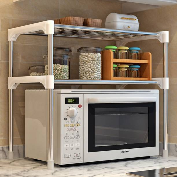Furn Central Metal Kitchen Cabinet