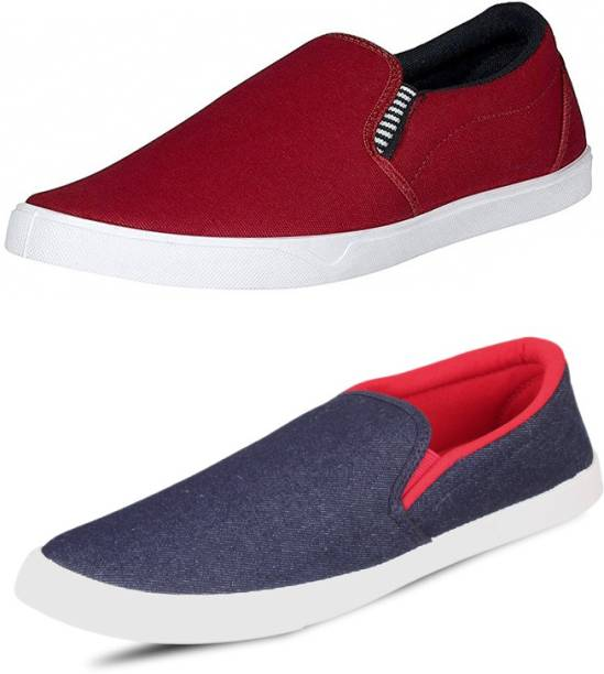 e55d721ef Jeans Shoes - Buy Jeans Shoes online at Best Prices in India ...