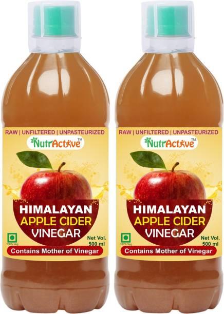 NutrActive Apple Cider Vinegar With Mother of Vinegar Vinegar
