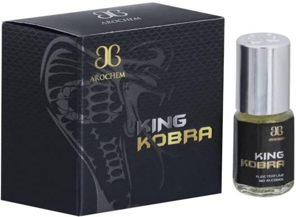 AROCHEM King Cobra Attar 2ML Floral Attar