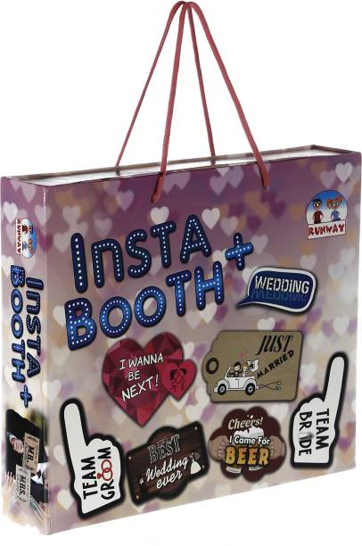 Ankit A_Insta+booth_Wedding Photo Booth Board