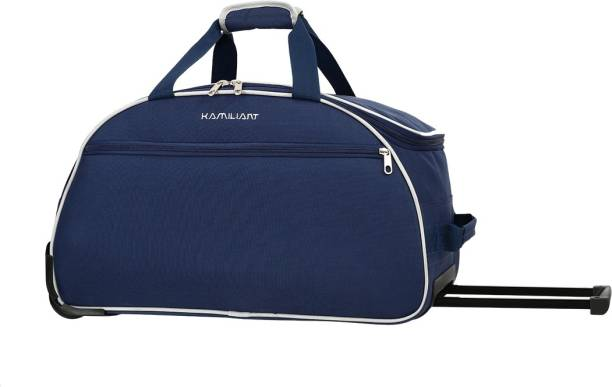 Kamiliant By American Tourister Alps Whd 52 Cm Duffel Strolley Bag