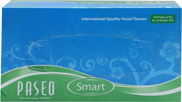 Paseo Smart Facial Tissue Box