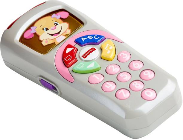 FISHER-PRICE SIS' REMOTE RESTAGE