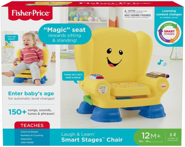FISHER-PRICE Plastic Chair