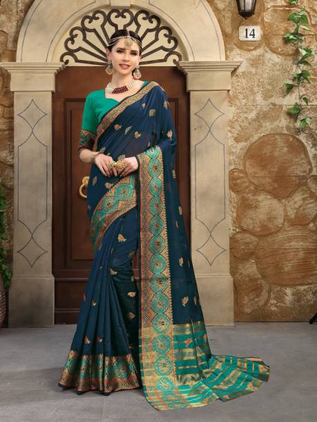 b727747a2d2626 Cotton Silk Sarees - Buy Cotton Silk Sarees Online at Best Prices In ...