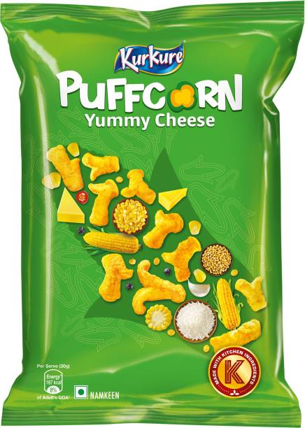 KURKURE Puffcorn Yummy Cheese