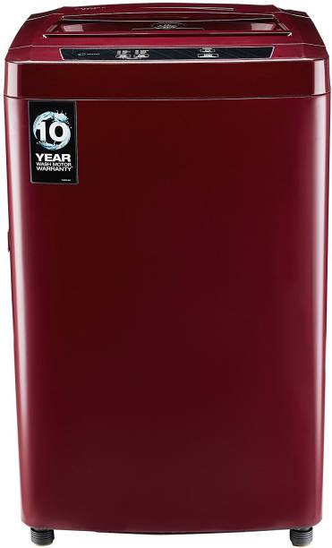 Godrej 6.5 kg Fully Automatic Top Load Red