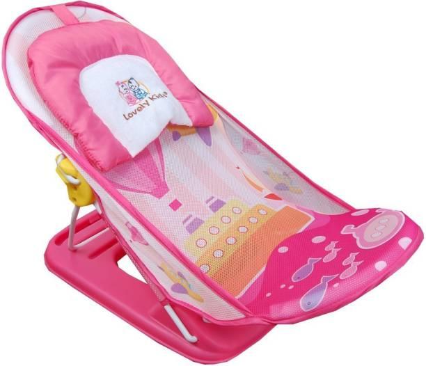 GURU KRIPA BABY PRODUCTS Mother Touch Bather Bath Chair(Pink) Baby Bath Seat