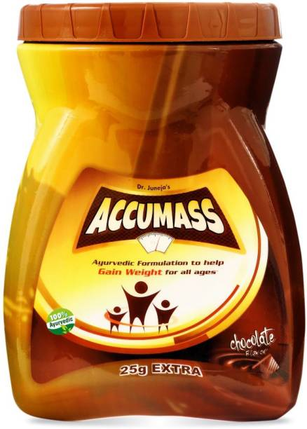 Accumass Weight Gain Granules 525gm