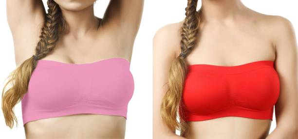 729f5f3640 Chilee Life byChileeLife® Fashion Women Tube Non Padded Bra