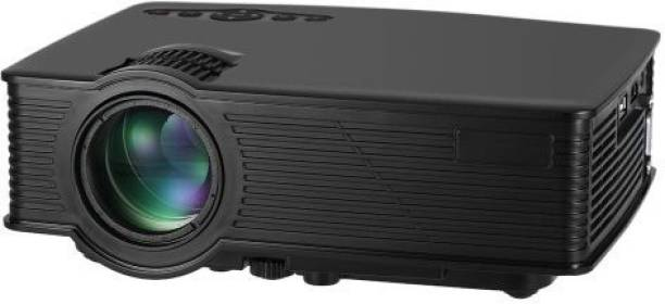 PLAY 2500 lm LED Corded Portable Projector