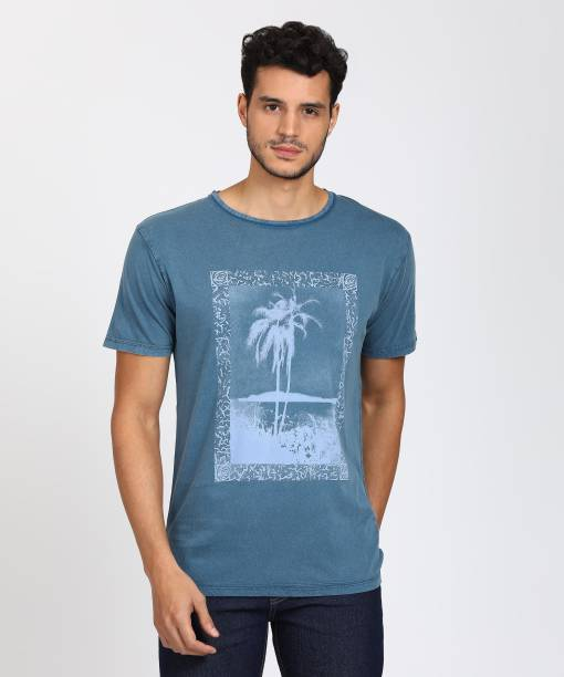 fdf2d3201fc4 Quiksilver Tshirts - Buy Quiksilver Tshirts Online at Best Prices In ...