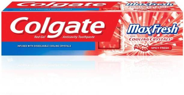 Colgate Maxfresh Red Gel Toothpaste