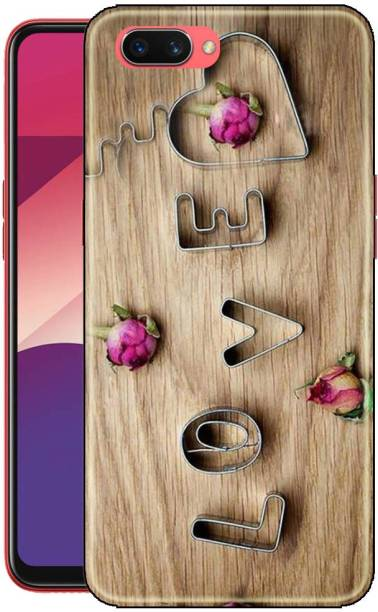 Snazzy Back Cover for Oppo A3s