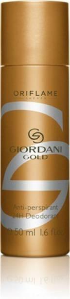 Oriflame Sweden Giordani Gold Deodorant Roll-on  -  For Men & Women