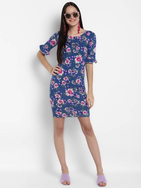 a9217a7903b3 Crepe Dresses - Buy Crepe Dresses Online at Best Prices In India ...