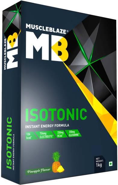 MUSCLEBLAZE Isotonic Instant Energy Drink