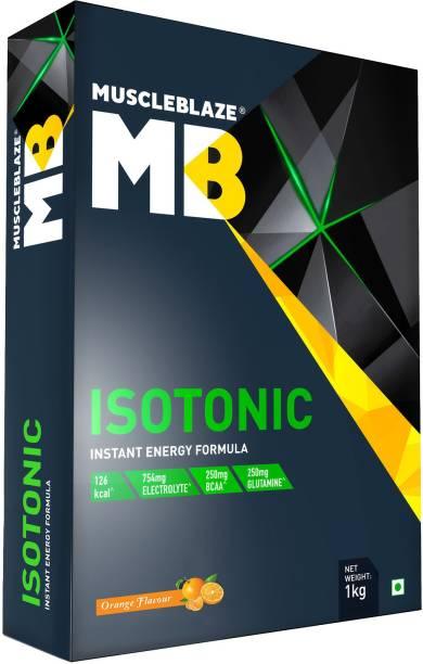 MUSCLEBLAZE Isotonic Instant Energy Formula Nutrition Drink