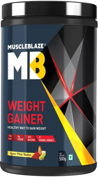 MUSCLEBLAZE Weight Gainer with Added DigeZyme Weight Gainers/Mass Gainers