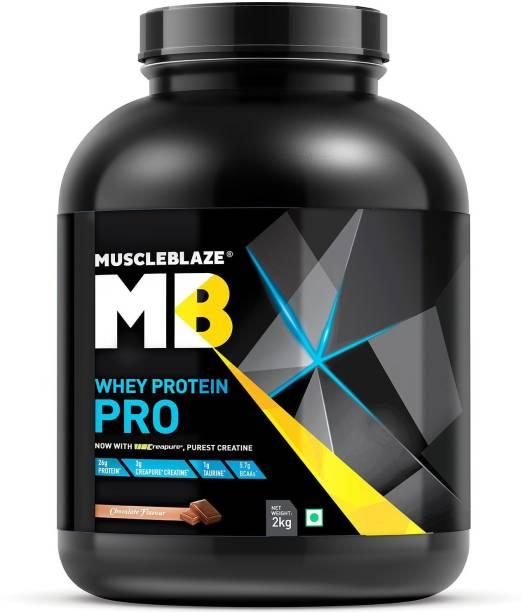 MUSCLEBLAZE Whey Protein Pro Whey Protein