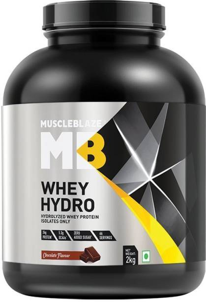 MUSCLEBLAZE Whey Hydro Whey Protein