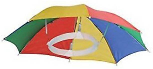 BIKEWAY Multicolor Full head Cover Umbrella