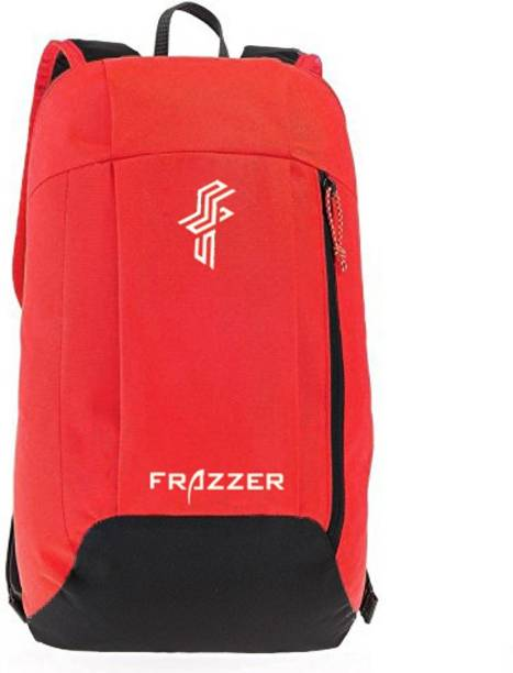 Frazzer Outdoor Travel Backpack For Hiking Camping Rucksack Red 15 L Laptop Backpack