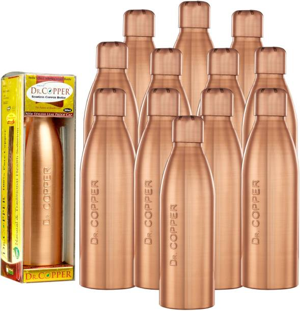 Dr Copper Water Bottle Online At Discounted Prices On Flipkart