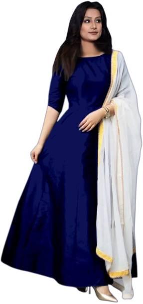 d4c816c440474 One Piece Dress - Buy Designer Long One Piece Dress online at best ...