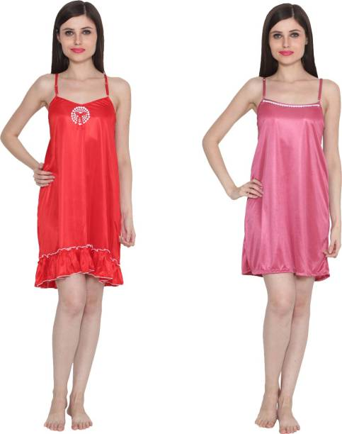 Ansh Fashion Wear Women Nighty Set f2e51f089