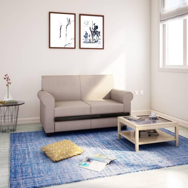 Flipkart Perfect Homes Sintra Fabric 2 Seater  Sofa