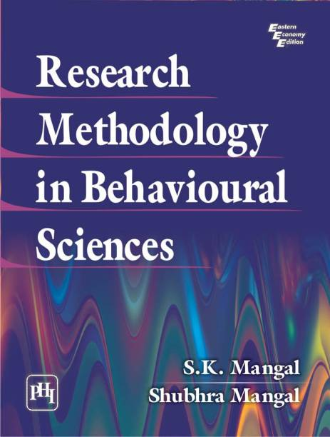 Research Methodology in Behavioural Sciences