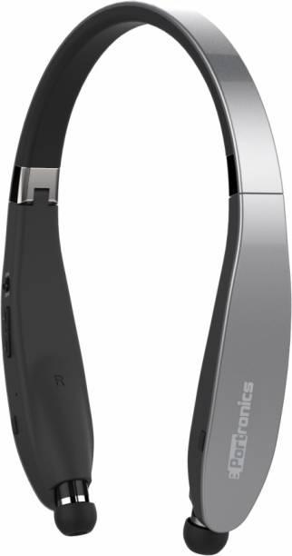 d8032dfa1ec Portronics POR-931 Harmonics 200 Wireless Stereo Bluetooth Headset with Mic