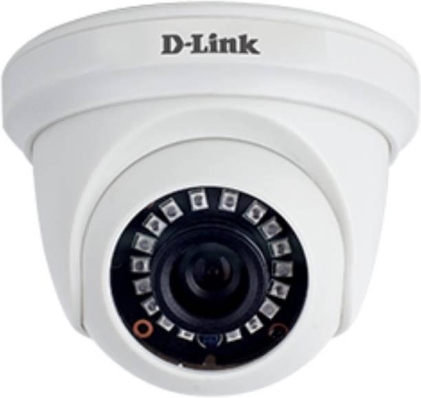 D Link 2MP DCS F1612 Fixed Dome HD Security Camera