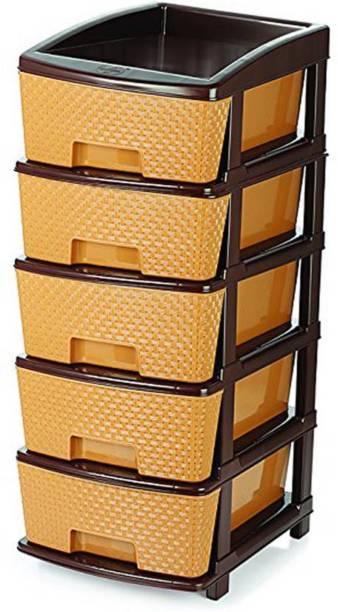 Vintage Wooden Audio 48 Cassette Tape 3 Drawer Holder Storage Cabinet Case Nice Utmost In Convenience Storage & Media Accessories