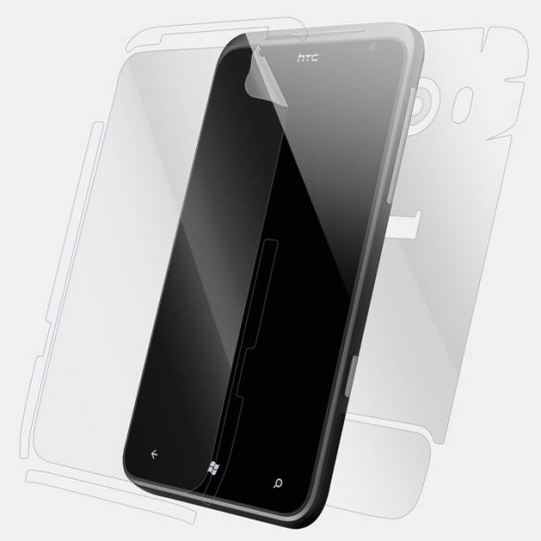 Snooky Front and Back Tempered Glass for HTC Titan II