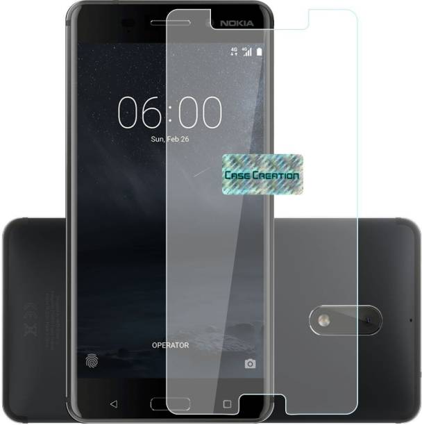 Case Creation Tempered Glass Guard for Nokia 5