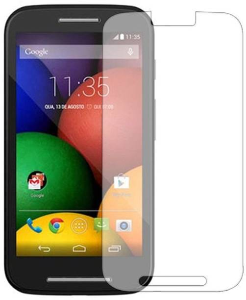 Novo Style Tempered Glass Guard for Motorola Moto E (2nd Gen) 3G